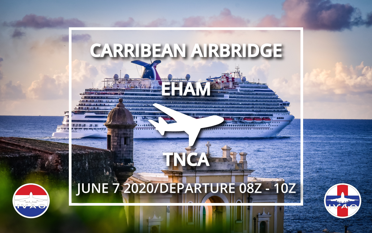 [NL+XC]Carribean Airbridge