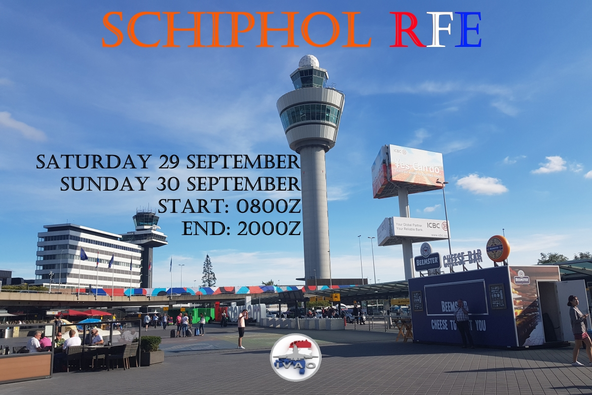 [NL]Schiphol RFE
