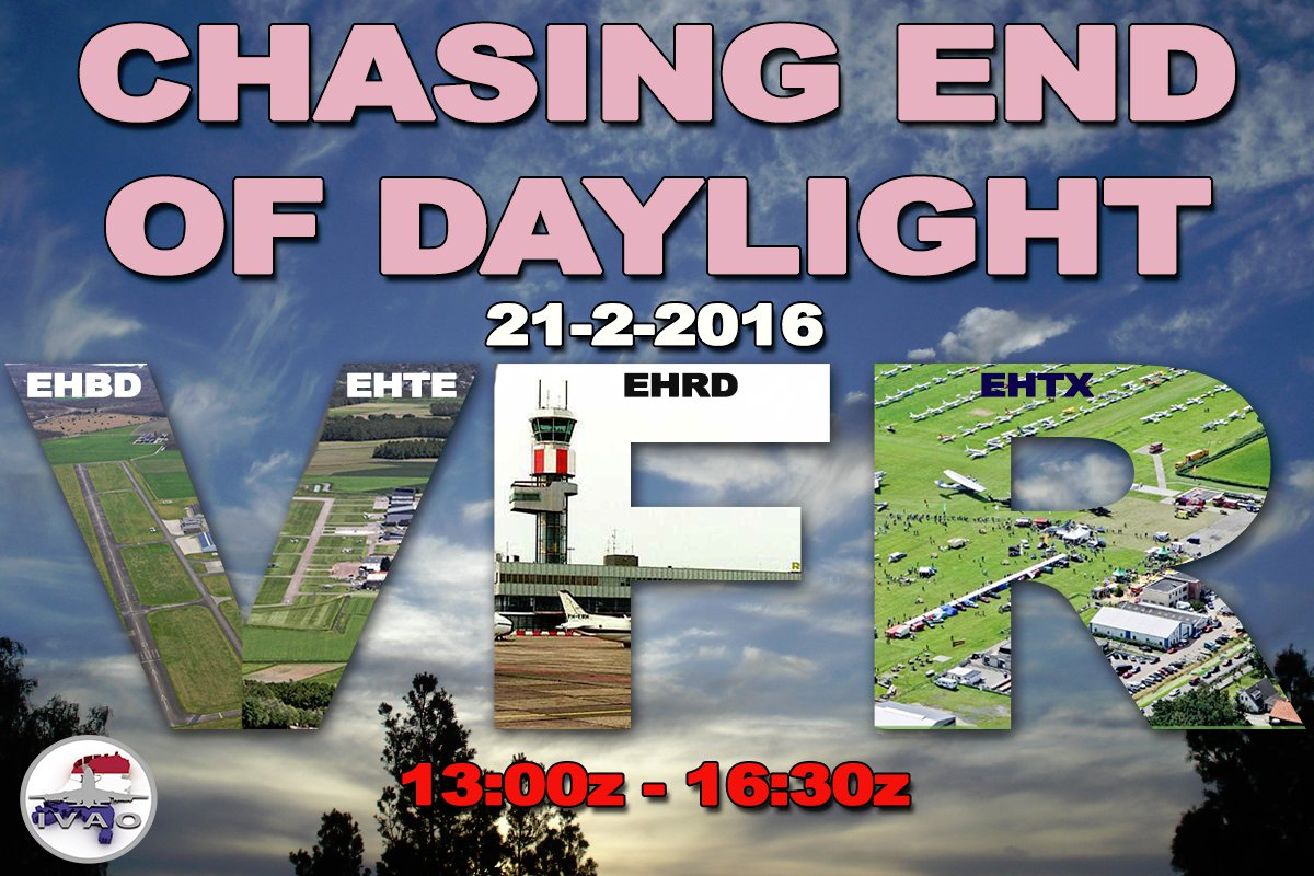 [NL] Chasing the End of Daylight
